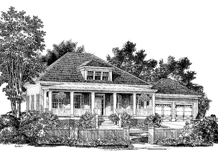 287 best low country style images on pinterest for Southern country house plans