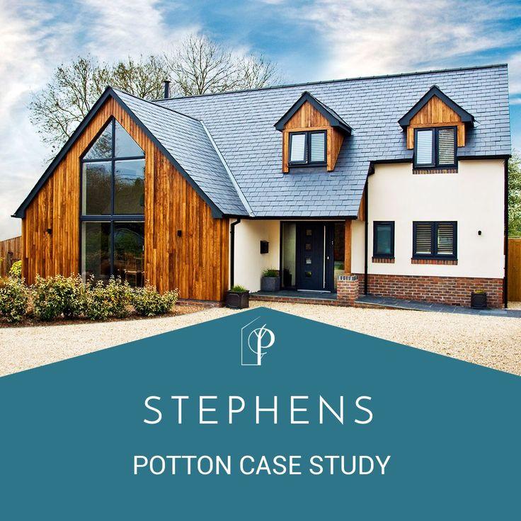STEPHENS POTTON CASE STUDY Building a house, Build your