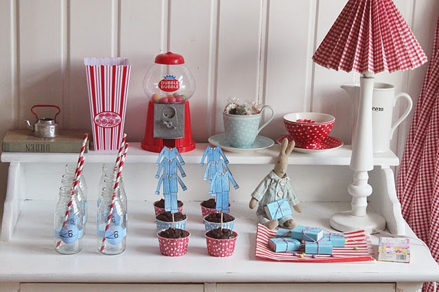 ideas for a cute kids pyjama party
