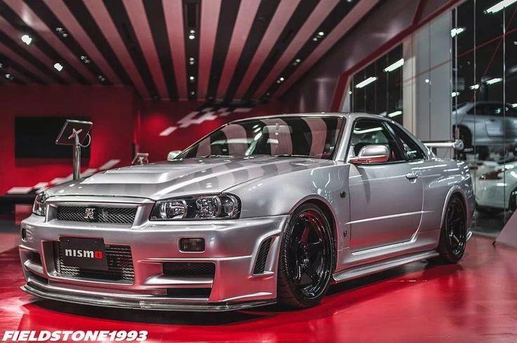 Nissan Skyline GTR R34 Z-Tune... my dream car