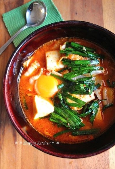 めーっちゃ簡単*スンドゥブ風キムチチゲ |たっきーママ オフィシャルブログ「たっきーママ@happy kitchen」Powered by Ameba
