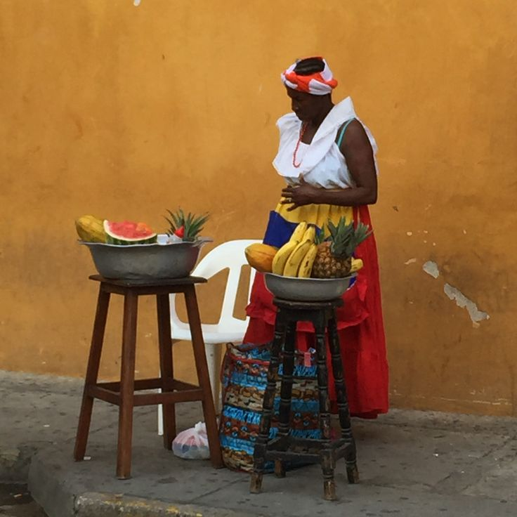 Colourful - Cartagena - Colombia