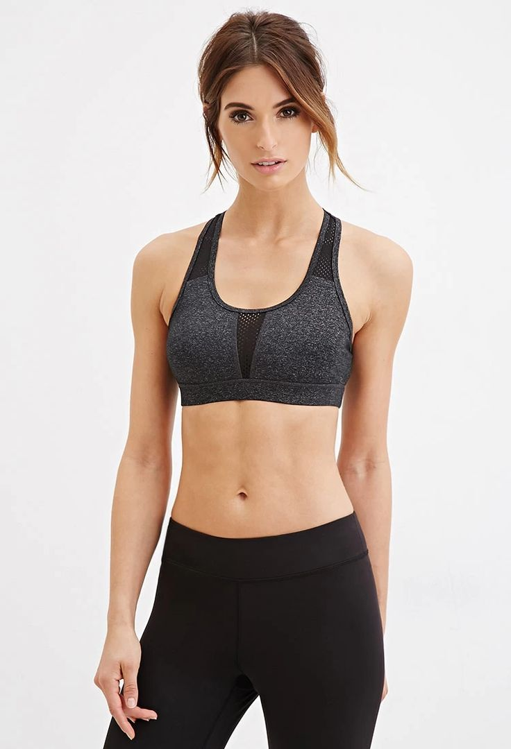 Ya vieron la línea fitness de Forever 21? Incentiva a ponerse en actividad! Sólo…