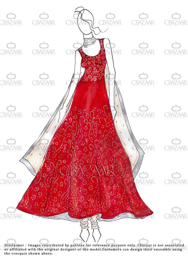 the gallery for gt indian fashion dresses sketches