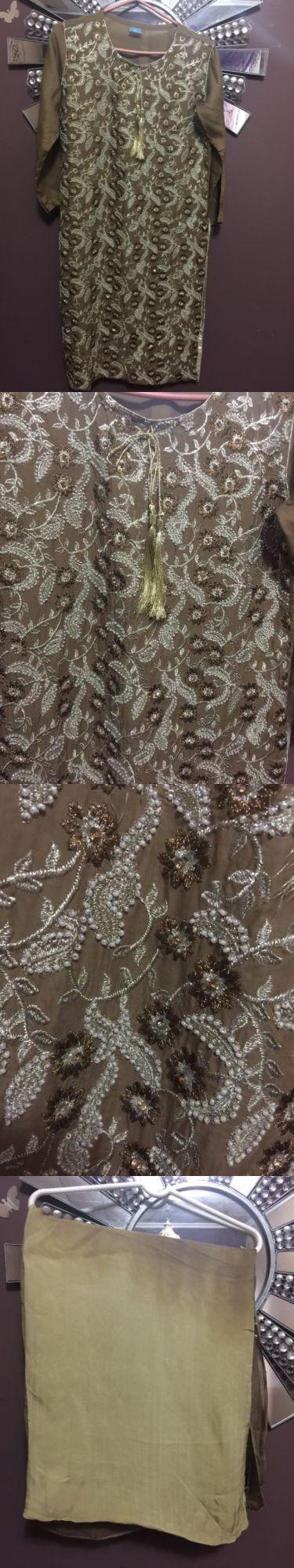 Salwar Kameez 155249: Indian Pakistani Salwar Kameez Anarkali Stitched Party Wear Eid Dress Suit Fancy -> BUY IT NOW ONLY: $45 on eBay!