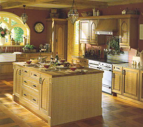 Classical French Kitchen Refit: 17 Best Images About Traditional Kitchen Ideas On