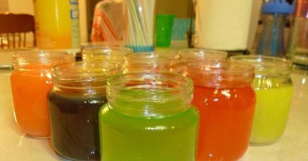 Comment faire des Désodorisants en Gel pour la Maison!