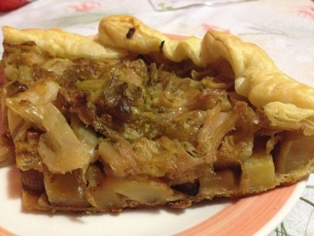 Torta salata patate e verza – Vegan blog – Ricette Vegan – Vegane – Cruelty Free
