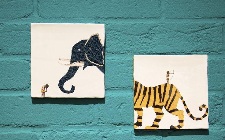 Story Tiles, Quand l'art se modernise.