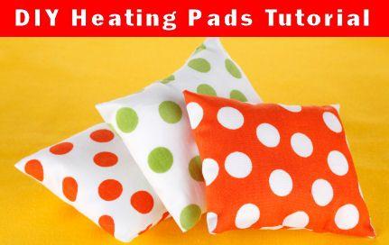 Aromatherapy Heating Pads