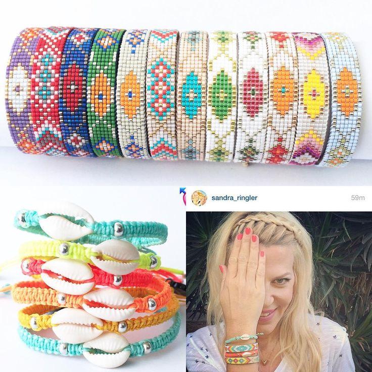 """Mi piace"": 26, commenti: 11 - Carine Birnbaum (@carinebirnbaum) su Instagram: ""@sandra_ringler #bracelet #fashion #styling #accessories #amazing #beautiful #cool #seashell…"""