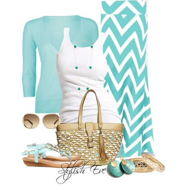 """Noha"" by stylisheve on Polyvore. My new favorite color!!!"