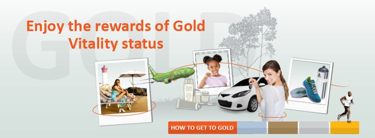 Sixth step to a healthier lifestyle. Enjoy the rewards. #Gettogold
