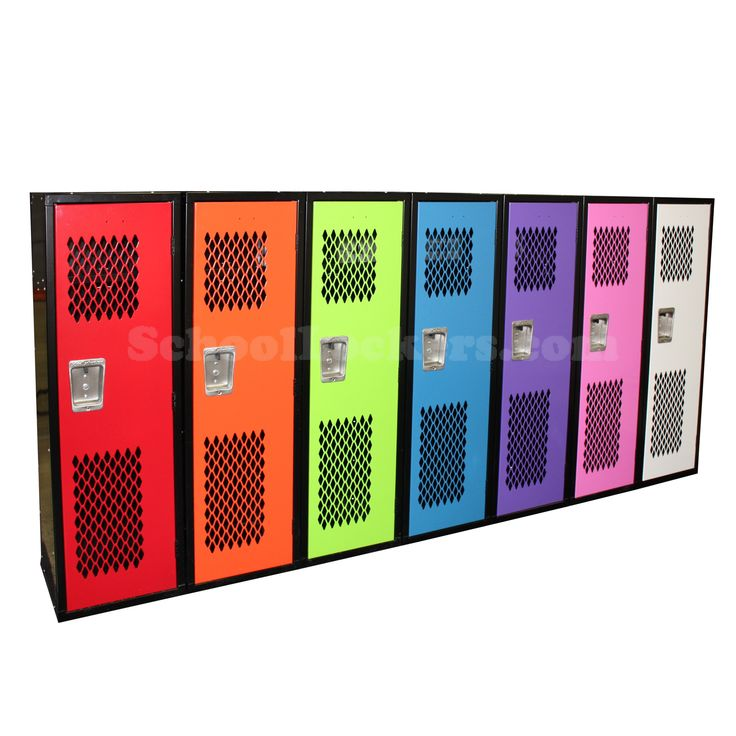 17 best images about home decorating with lockers on for Decorative lockers for kids rooms