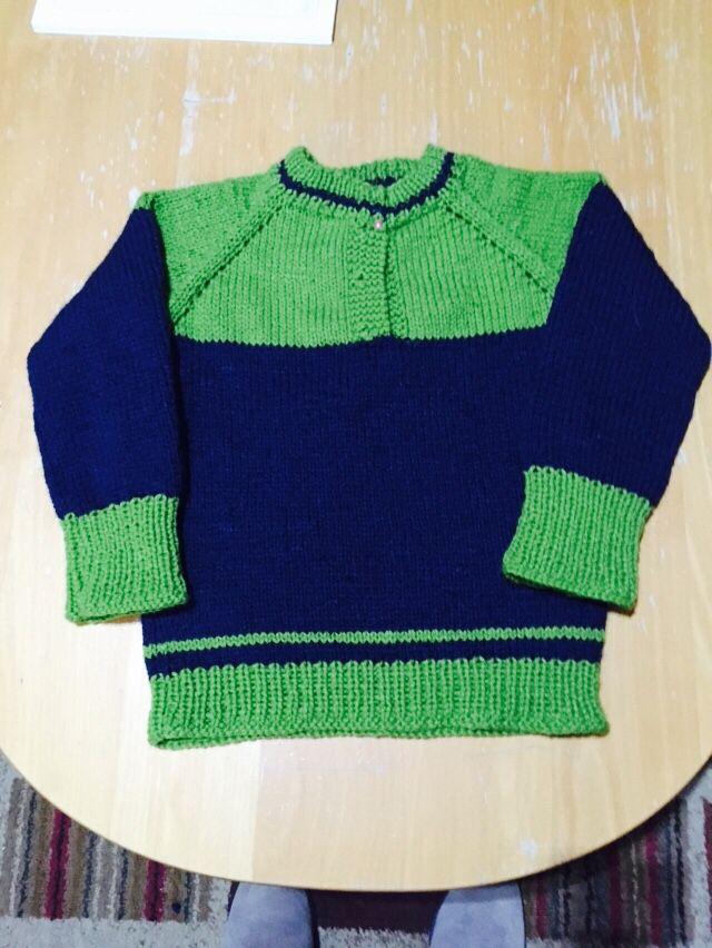 Suéteres de niños y niñas