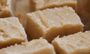 On vous a déniché la recette de sucre à la crème de Claudette Taillefer... et elle est franchement bonne!