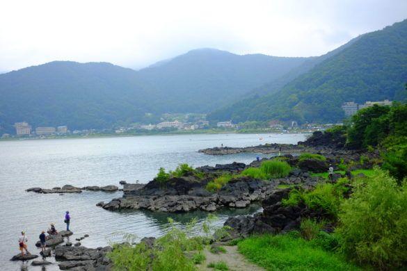 Jezioro Kawaguchiko