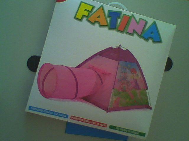 5745 - € 8,5 - Gioco Tenda Fatina Dal Negro