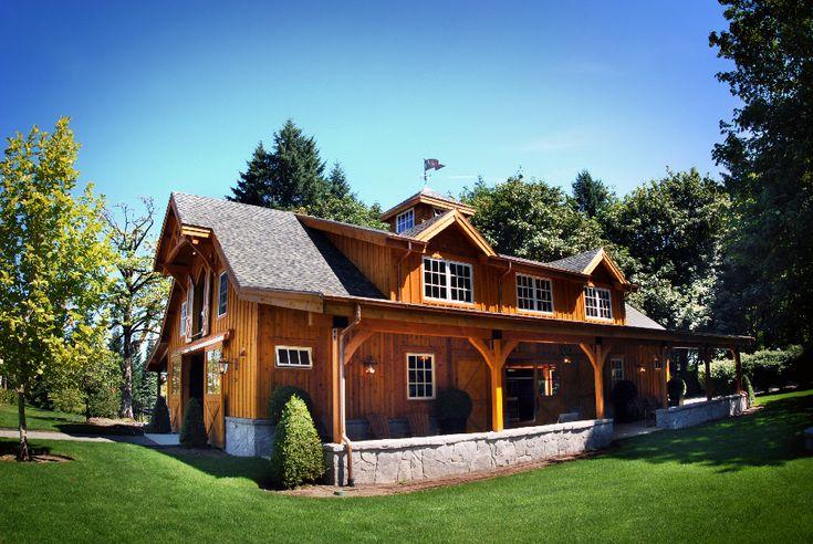 Denali 36 - Barn Pros | Barn house kits, Barn homes floor ...