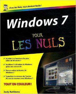 Windows 7 pour les nuls: Amazon.com: N/A: Books