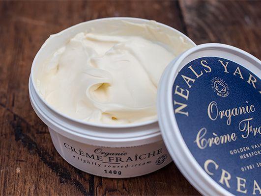 Herefordshire Crème Fraîche