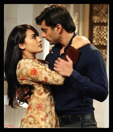 "Asad and Zoya aka AsYa, ""Qubool Hai!"" Karan and Surbhi! Mitwa Moment! ;)"