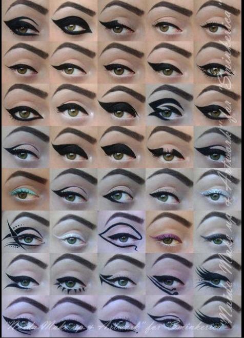 Open your eyes: Catey, Make Up, Cat Eye, Eye Makeup, Beautiful, Makeup Ideas, Eyemakeup, Eye Liner, Eyeliner Style