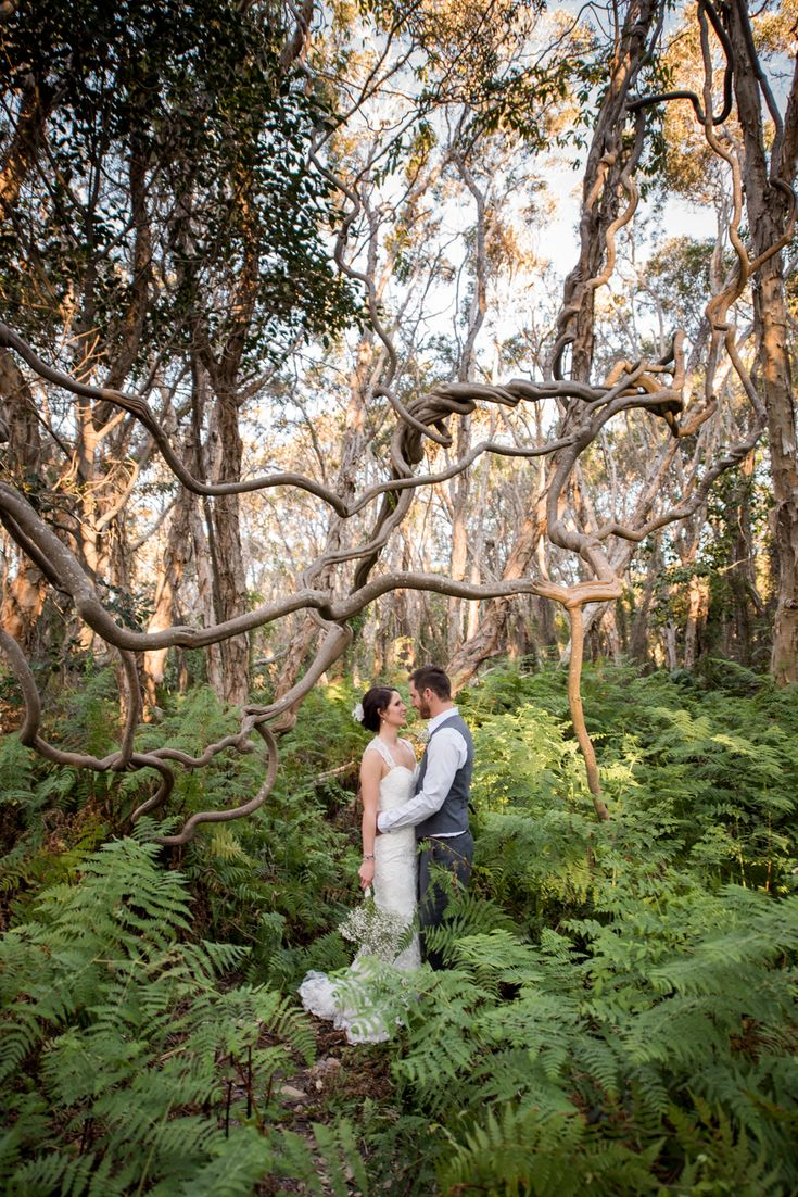 With everything from the forest to beach Straddie has everything you could want in a destination wedding location   North Stradbroke Island stradbrokeislandphotography.com