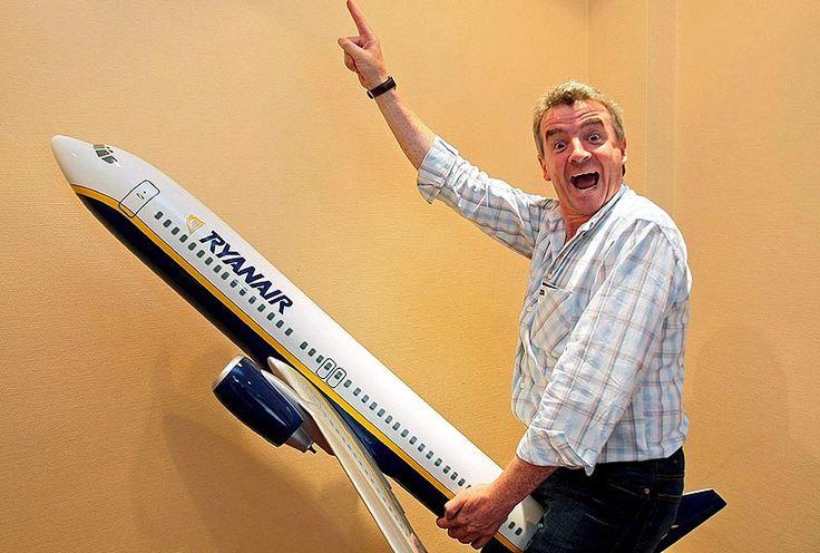 The 10 Commandments of flying Ryanair! ;))))