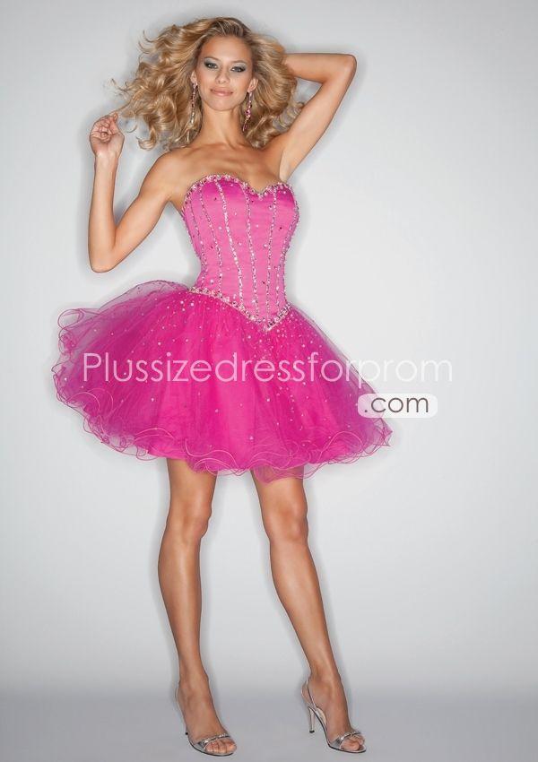 21ef69b7ca sequins-embellishment-lovely-pink-short-prom-dresses-cocktail-homecoming -sweet-16-dresses