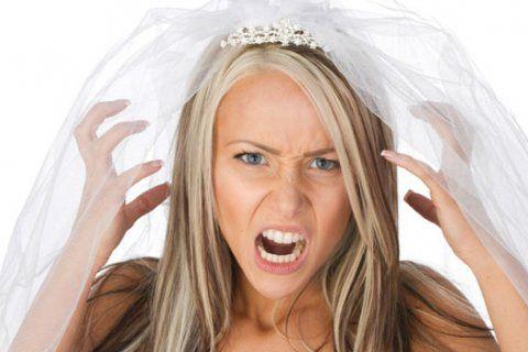 ¡Cuidado con comprar vestidos de novia por internet!