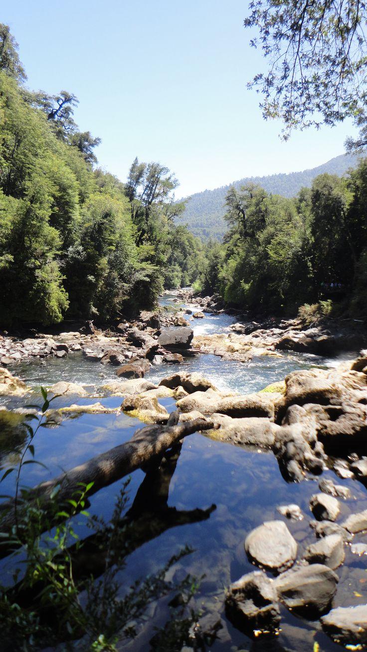 Reserva Huilo Huilo - Chile