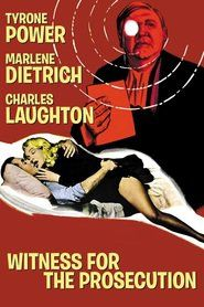 Witness for the Prosecution - Free Movies To Watch Online Full Length
