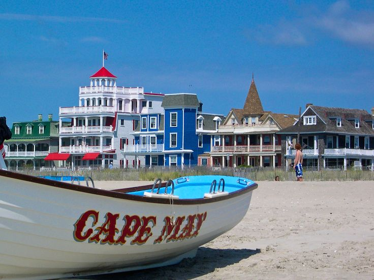 Cape May's quiet beaches, low-key locals, and gorgeous Victorian architecture exist in stark contrast to the Jersey Shore portrayed on reality television. Walk up the 199 steps at Cape May Point State Park for unparalleled hiking and panoramic views, then tuck in for the night at The Virginia Hotel.