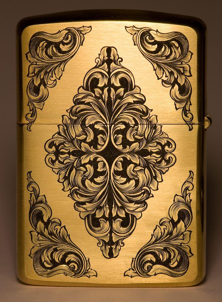 Zippo engraving – Viljo Marrandi art and engraving