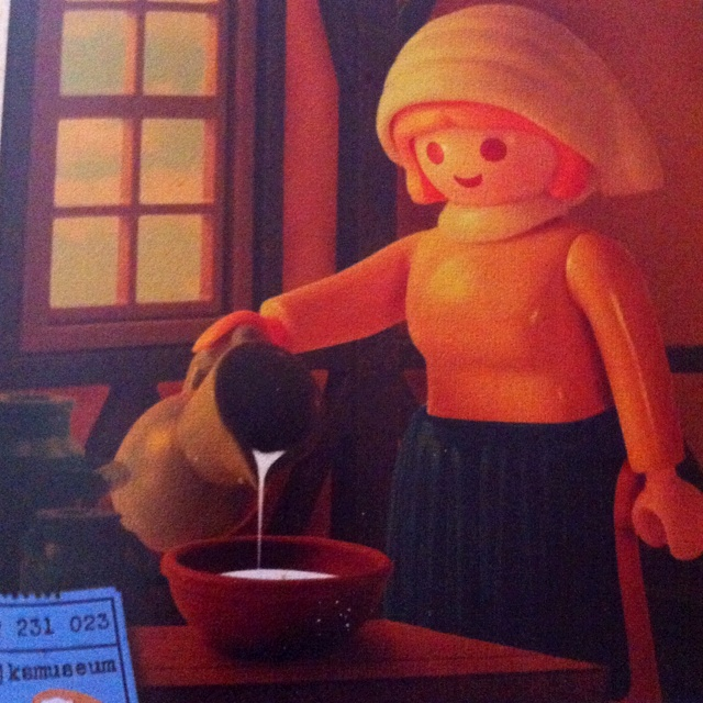 1000 ideas about the milkmaid on pinterest johannes - La lechera de vermeer ...