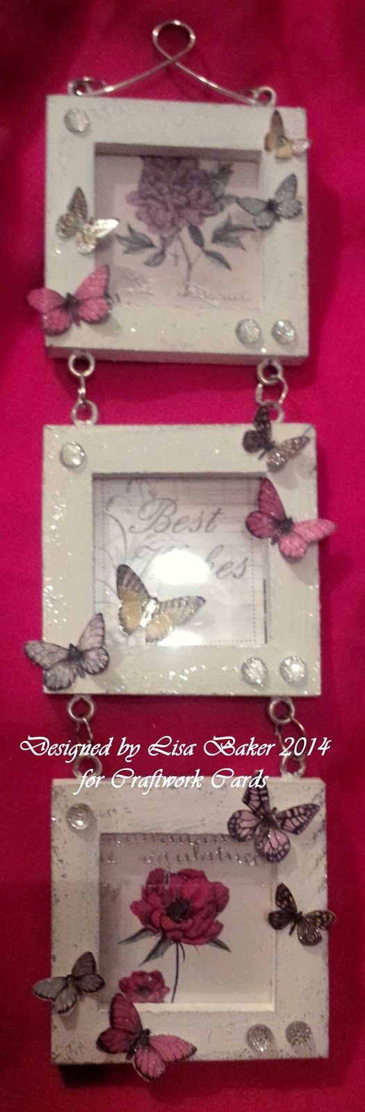 Welcome to Lisa.B.Designs : The New Botanica from Craftwork Cards...