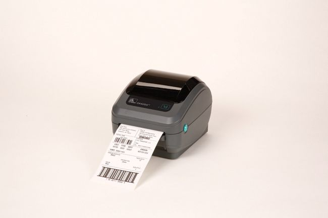 ZEBRA GK420D DT PRINTER (U/S/P), BASIC @Spec Systems 104mm wide Direct Thermal Printer for Table Top Receipt, Label, Tag and Wristband Printing