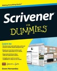 Scrivener For Dummies Pdf Download e-Book