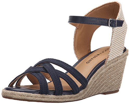 Lucky Women's Kalley3 Espadrille Wedge Sandal, Moroccan B... https://smile.amazon.com/dp/B017USV6UC/ref=cm_sw_r_pi_dp_x_Hdjizb6V50EQJ