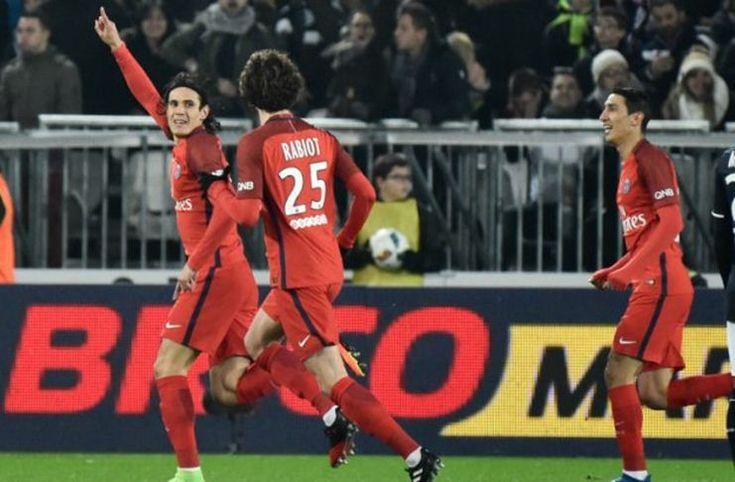 Edinson Cavani Dan Angel Di Maria Menangkan Paris Saint-Germain -  https://www.football5star.com/berita/edinson-cavani-dan-angel-di-maria-menangkan-paris-saint-germain/
