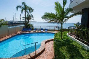 Broadwater Shores - Pool Facilities - Gold Coast Broadwater Accommodation