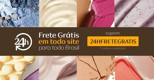 Acesse rede.natura.net/espaco/todabelars fjnalize seu pedido e receba em casa em qualquer lugar do Brasil com frete zero!