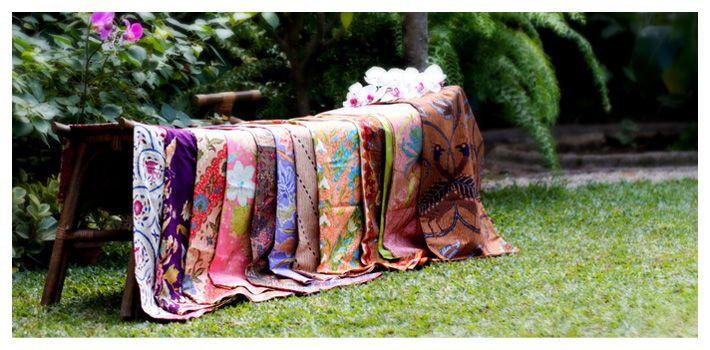My batik collection