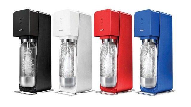 Test SodaStream - sposób na domową colę - Sprzęt RTV i AGD - WP.PL