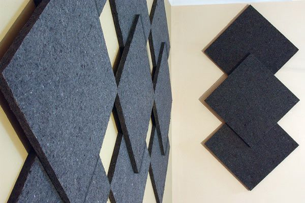 Rockwool acoustic panel ideas. (With images)