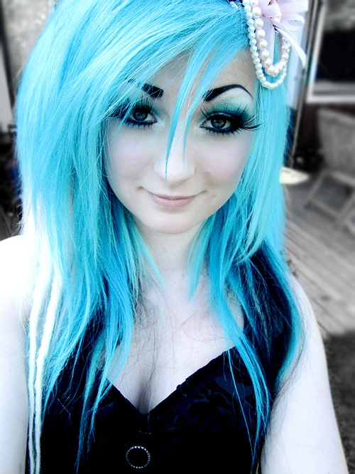 Superb 1000 Images About Emo Hair On Pinterest Scene Hair Her Hair Short Hairstyles Gunalazisus