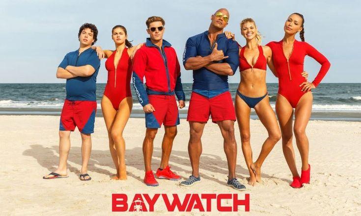 Primer teaser trailer de Baywatch: Guardianes de la Bahía #trailer #cine
