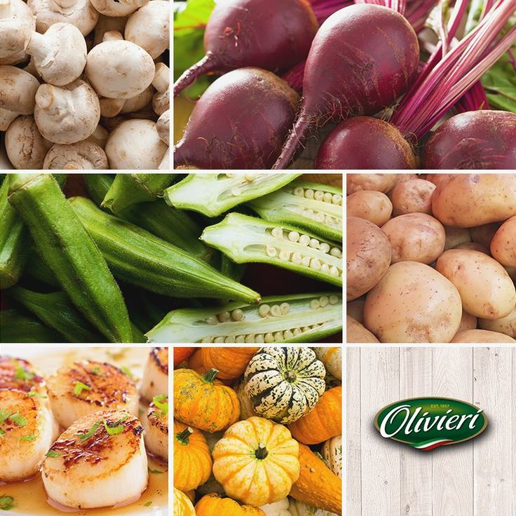 Hungry for fresh produce to complement your pasta? Ready, set, get inspired!
