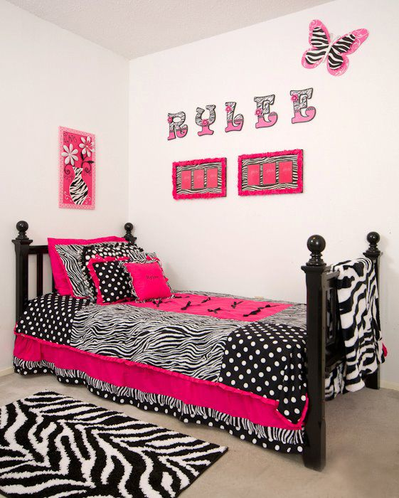 Girls Bedroom Zebra 307 best zebra theme room ideas images on pinterest | bedroom